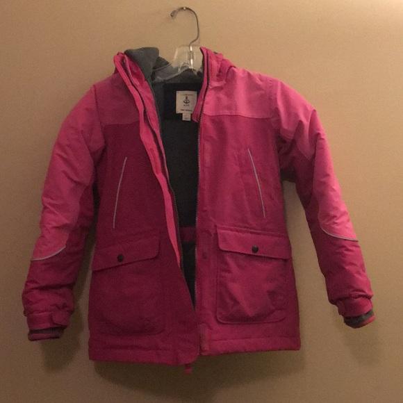 44fbee0c5 Lands' End Jackets & Coats | Lands End Girls Squall Jacket | Poshmark